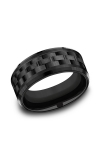 Forge Men's Wedding Bands CF109672BKT08 product image
