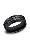 Forge Men's Wedding Bands CF108839BKT08 product image