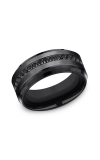 Forge Men's Wedding Bands CF69491BKT06 product image