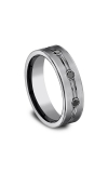 Forge Tungsten Comfort-Fit Design Wedding Band CF97600TG06 product image