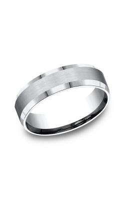 Forge Cobalt Comfort-Fit Design Wedding Band CF66416CC12 product image