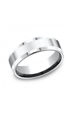 Forge Cobalt Comfort-Fit Design Wedding Band CF67426CC13.5 product image
