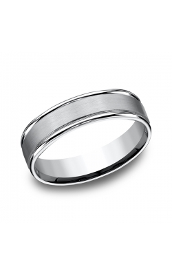 Forge Cobalt Comfort-Fit Design Wedding Band RECF7602SCC08 product image