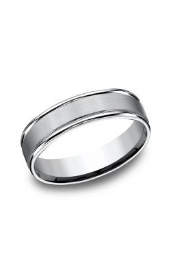 Forge Cobalt Comfort-Fit Design Wedding Band RECF7602SCC08.5 product image