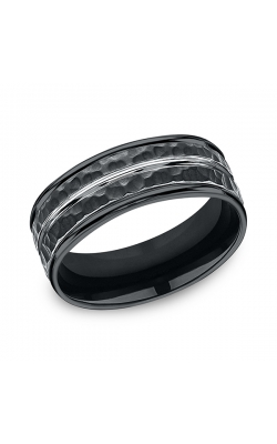 Forge Cobalt Comfort-Fit Design Wedding Band RECF58186CC14 product image