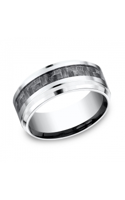 Forge Cobalt Comfort-Fit Design Wedding Band CF69488CFCC08.5 product image