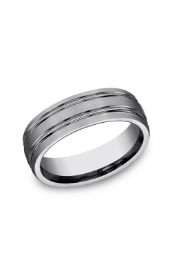Forge Tungsten Comfort-Fit Design Wedding Band CF57444TG10 product image