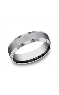 Forge Tungsten Comfort-Fit Design Wedding Band CF66416TG07.5 product image