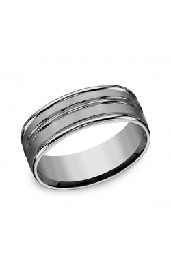 Forge Tungsten Comfort-Fit Design Wedding Band RECF58180TG13.5 product image