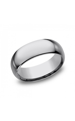 Forge Tungsten Comfort-Fit Design Wedding Band CF180TG06 product image