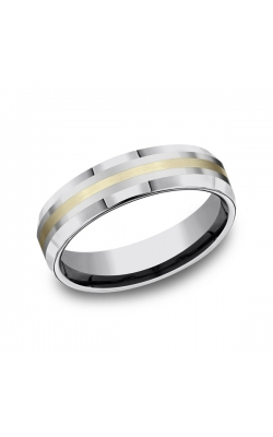 Forge Tungsten Comfort-Fit Design Wedding Band CF6642618KYTG11 product image