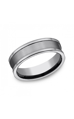 Forge Tungsten Comfort-Fit Design Wedding Band CF67450TG08.5 product image