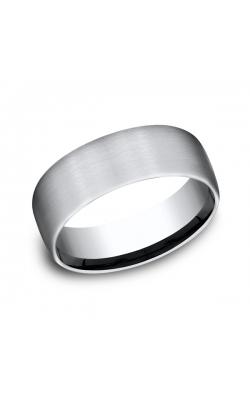 Forge Cobalt Chrome Comfort-Fit Wedding Band CF717561CC07 product image