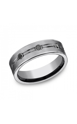 Forge Tungsten Comfort-Fit Design Wedding Band CF97600TG06.5 product image
