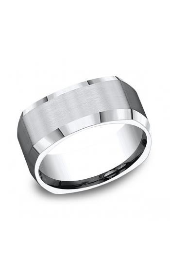 Forge Cobalt Comfort-Fit Design Wedding Band CF69480CC06 product image