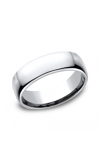 Forge Cobalt European Comfort-Fit Design Wedding Band EUCF165CC06 product image