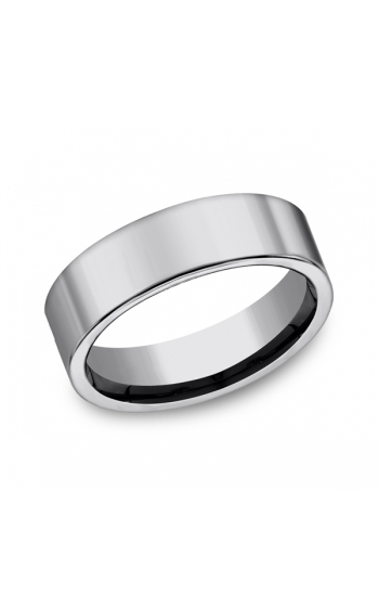 Forge Tungsten Comfort-Fit Design Wedding Band CF270TG06 product image