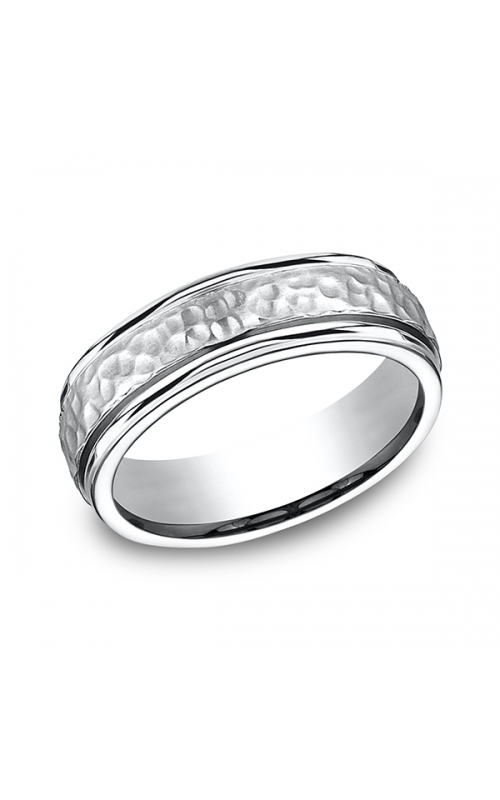 Forge Cobalt Comfort-Fit Design Wedding Band CF67502CC06 product image