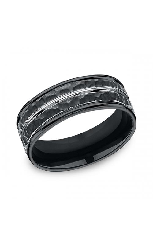 Forge Cobalt Comfort-Fit Design Wedding Band RECF58186CC06 product image