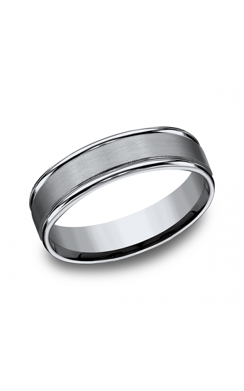 Forge Titanium Comfort-Fit Design Wedding Band 561T10 product image