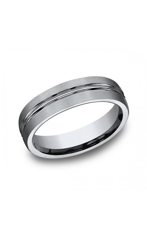 Forge Titanium Comfort-Fit Design Wedding Band 560T10 product image