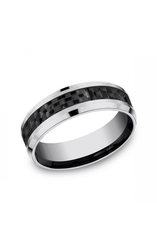 Forge Tungsten Comfort-Fit Design Wedding Band CF67900CFTG06 product image
