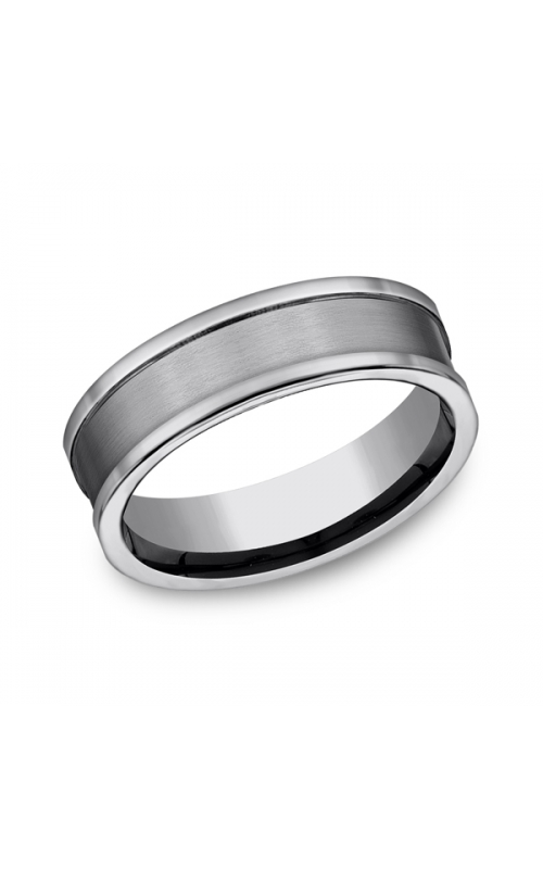 Forge Tungsten Comfort-Fit Design Wedding Band CF67450TG10 product image