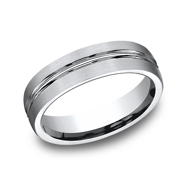 Forge Men's Wedding Bands CF56411CC06 product image