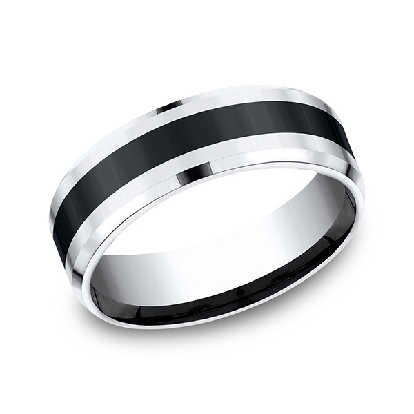 Forge Men's Wedding Bands CF67861CMCC06 product image