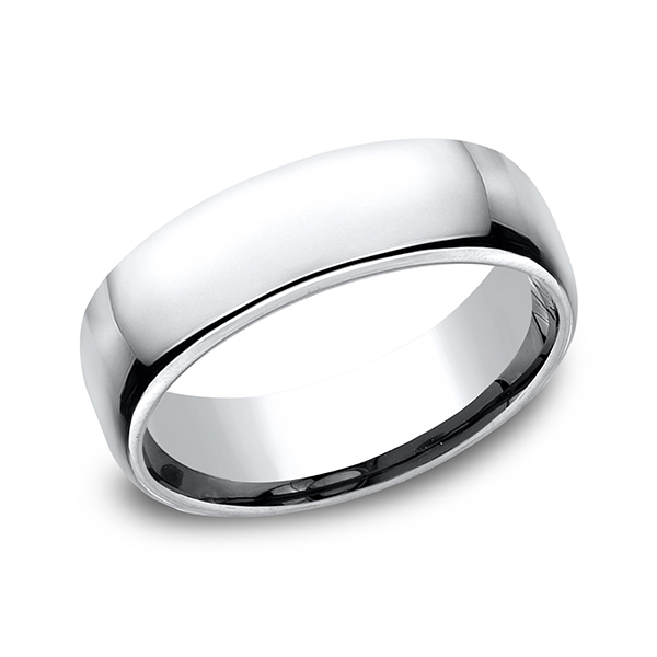 Forge Men's Wedding Bands EUCF165CC06 product image