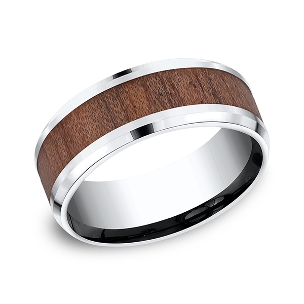 Forge Men's Wedding Bands CF58489CC06 product image