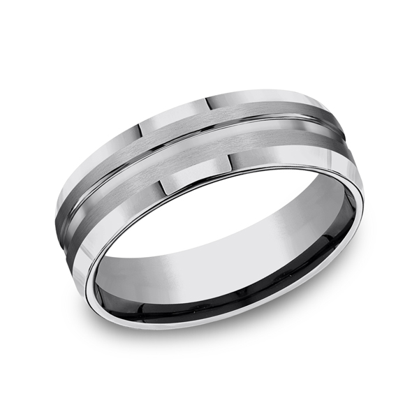 Forge Men's Wedding Bands CF67439TG06 product image