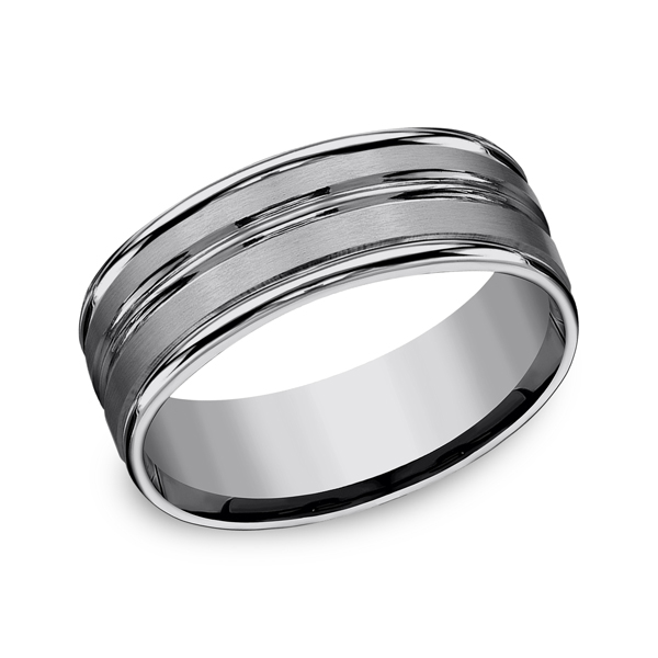 Forge Men's Wedding Bands RECF58180TG06 product image