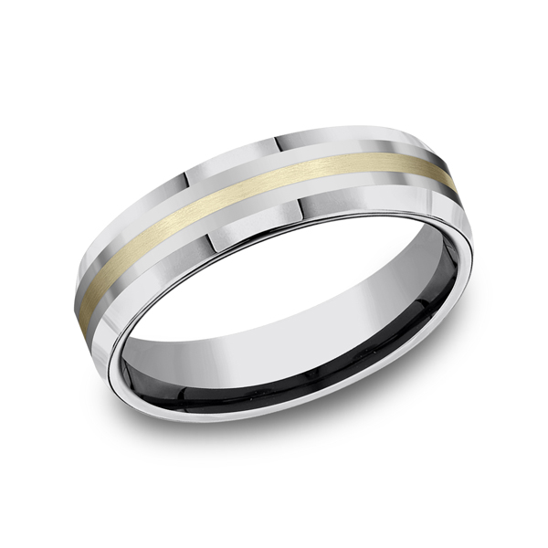 Forge Men's Wedding Bands CF6642618KYTG06 product image