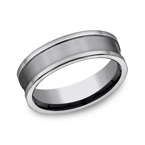 Forge Men's Wedding Bands CF67450TG06 product image