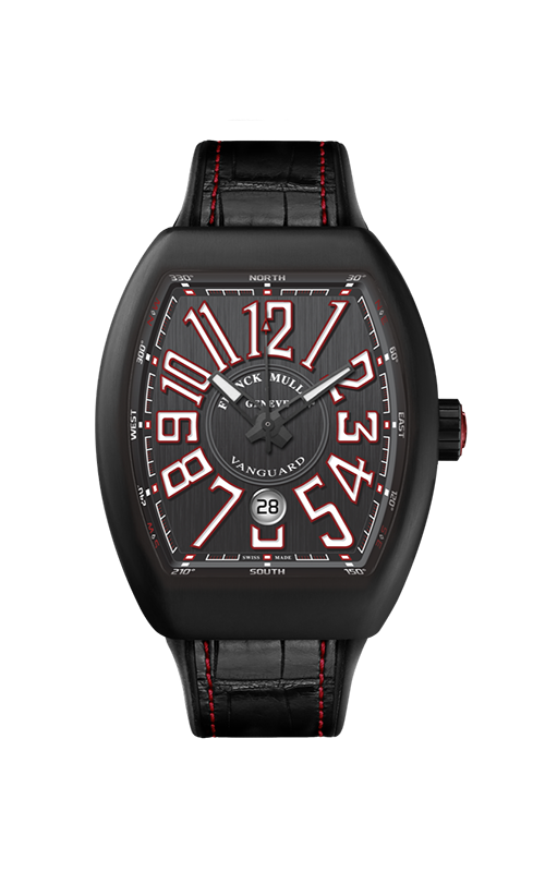 Franck Muller Vanguard Watch V45SCBRNRTTERGBW product image