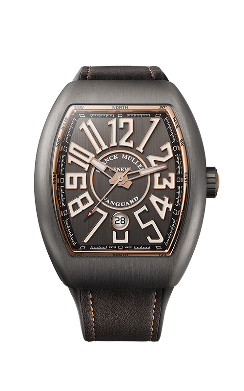 Franck Muller Vanguard Watch V45SCBRTT5NGR product image