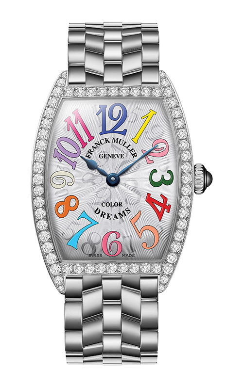 Franck Muller Cintree Curvex Watch 7502QZDPCODRACBACE product image