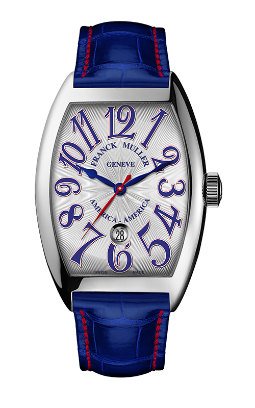 Franck Muller Cintree Curvex Watch 7880SCDTACE product image