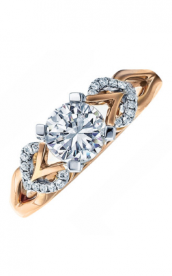 Frederic Sage Sage Solitaire Engagement ring RM166-PW product image