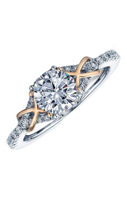 Frederic Sage Sage Solitaire Engagement ring RM182-PW product image