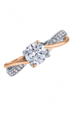 Frederic Sage Sage Solitaire Engagement ring RM4233-PW product image