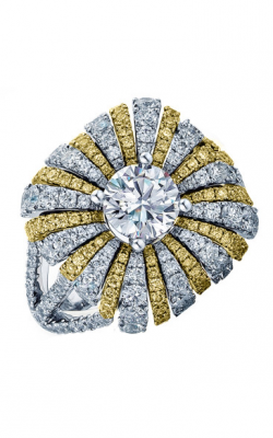 Frederic Sage Unique Engagement Ring RM4877-YW product image