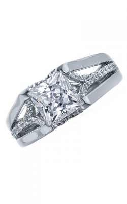 Frederic Sage Wide Shanks Engagement Ring RM160-W product image