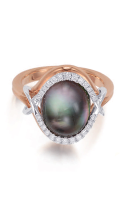 Frederic Sage Natural Shell Fashion ring R7678K-PGBMP product image