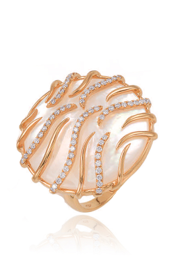 Frederic Sage Natural Shell Fashion ring R1916W-PGMP product image