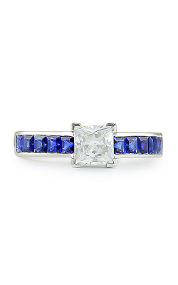 Frederic Sage FS Classics Engagement Ring RM4045PC-4-SAW product image