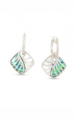 Frederic Sage Natural Shell Earrings E2393AW-WAWMP product image