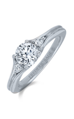 Frederic Sage Solitaire Engagement Ring RM4532-W product image