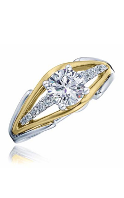 Frederic Sage Unique Engagement Ring RM4211-WY product image
